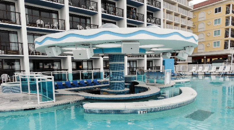 Hotel Blue in Myrtle Beach, SC Review | Vivacious Views